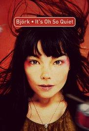 Björk: It's Oh So Quiet 1995 poster