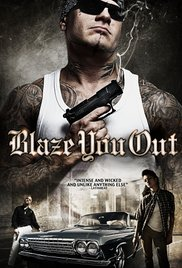Blaze You Out (2013) cover