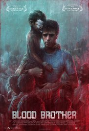 Blood Brother (2013) cover