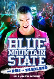 Blue Mountain State: The Rise of Thadland (2016) cover