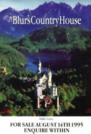 Blur: Country House 1995 poster