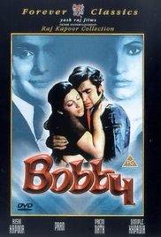Bobby (1973) cover