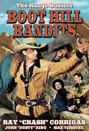 Boot Hill Bandits 1942 poster
