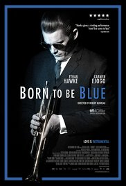 Born to Be Blue (2015) cover
