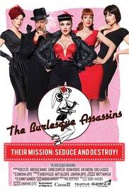 Burlesque Assassins (2012) cover