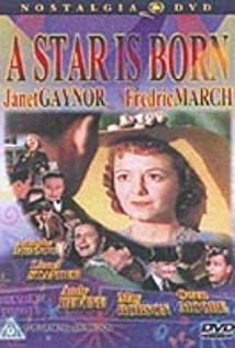 A Star Is Born (1937) cover