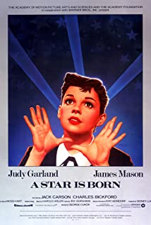 A Star Is Born (1954) cover