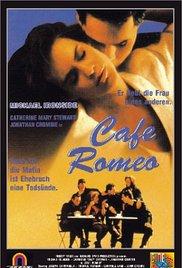 Cafe Romeo (1991) cover