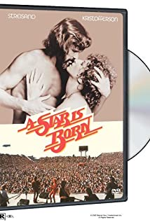 A Star Is Born (1976) cover