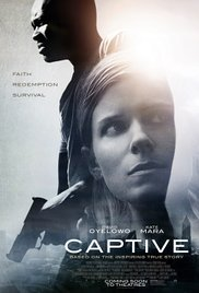 Captive 2015 poster