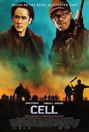 Cell (2016) cover