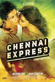 Chennai Express (2013) cover
