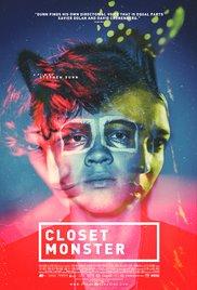 Closet Monster (2015) cover