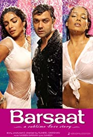 A Sublime Love Story: Barsaat 2005 poster