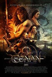 Conan the Barbarian (2011) cover