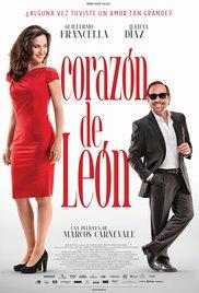 Corazón de león 2013 poster