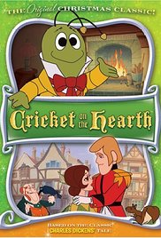 Cricket on the Hearth (1967) cover