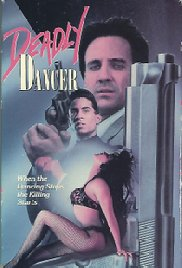 Deadly Dancer (1991) cover
