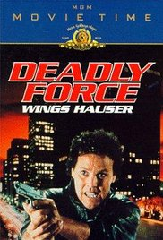 Deadly Force (1983) cover