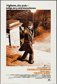 Death Wish (1974) cover