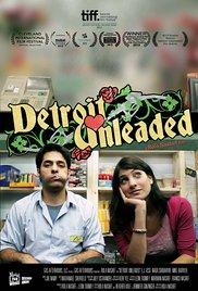Detroit Unleaded (2012) cover