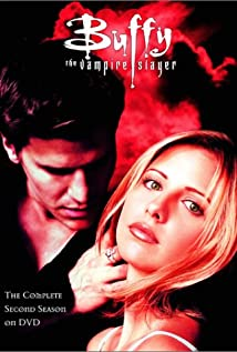 Buffy the Vampire Slayer (1997) cover