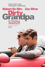 Dirty Grandpa (2016) cover