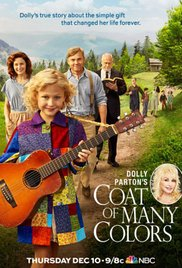 Dolly Parton's Coat of Many Colors (2015) cover