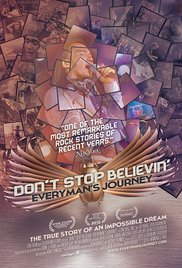 Don't Stop Believin': Everyman's Journey 2012 poster
