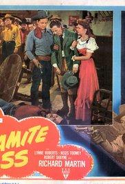 Dynamite Pass 1950 poster