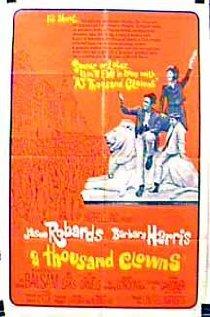 A Thousand Clowns (1965) cover