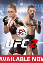 EA Sports UFC 2 (2016) cover