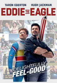 Eddie the Eagle (2016) cover