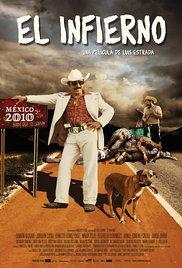 El infierno (2010) cover