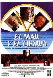 El mar y el tiempo (1989) cover
