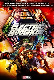 Electric Boogaloo: The Wild, Untold Story of Cannon Films (2014) cover