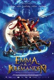 Emma & Julemanden: Jagten på elverdronningens hjerte (2015) cover