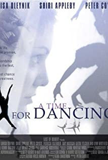 A Time for Dancing 2002 poster