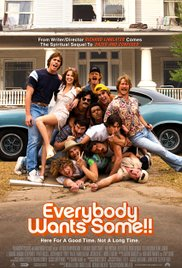 Everybody Wants Some!! (2016) cover