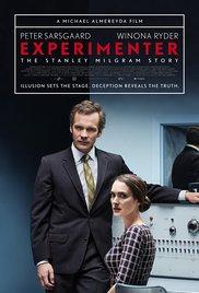 Experimenter (2015) cover