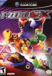F-Zero GX 2003 poster