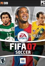 FIFA Soccer 07 (2006) cover