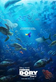 Finding Dory (2016) cover
