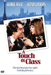 A Touch of Class (1973) cover