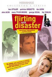 Flirting with Disaster (1996) cover