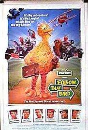 Follow That Bird (1985) cover