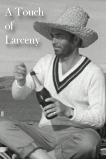 A Touch of Larceny (1959) cover
