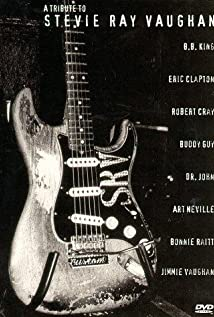 A Tribute to Stevie Ray Vaughan 1996 poster