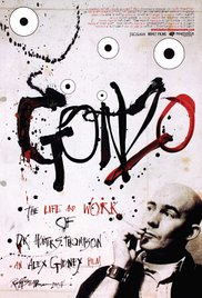 Gonzo: The Life and Work of Dr. Hunter S. Thompson 2008 poster