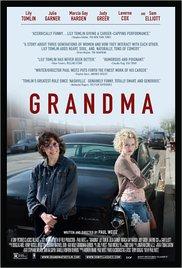 Grandma (2015) cover
